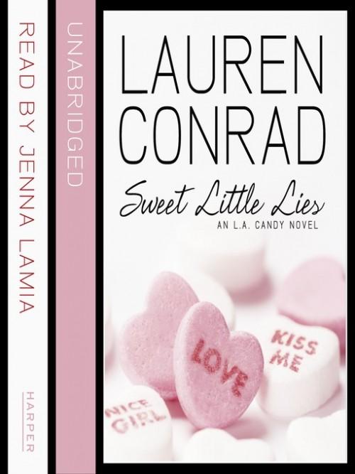 L.a. Candy Book 2: Sweet Little Lies Cover