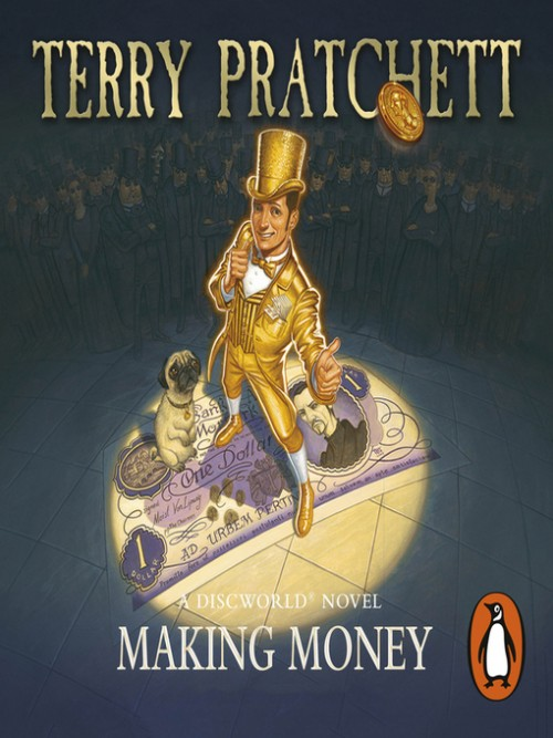 Discworld Series Book 36: Making Money Cover