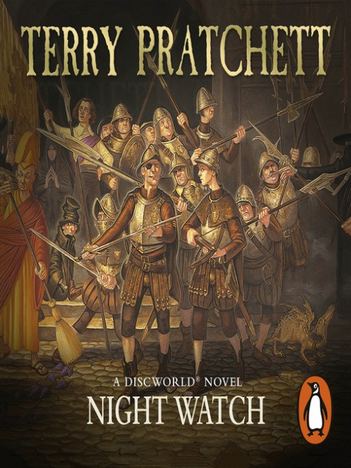 Discworld Series Book 29: Night Watch Cover