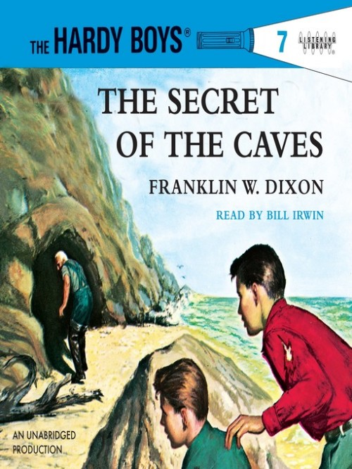 The Hardy Boys Series Book 7: The Secret of the Caves Cover
