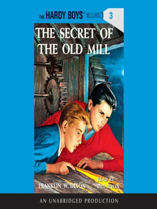 The Hardy Boys Series Book 3: The Secret of the Old Mill Cover