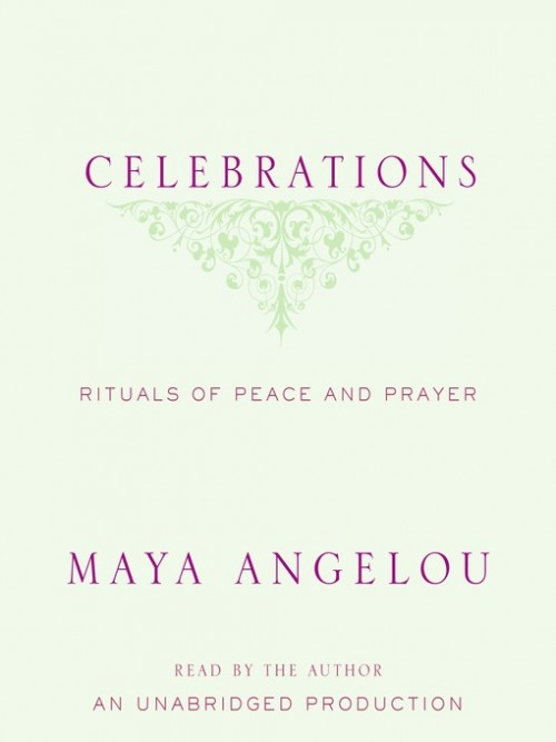 Celebrations: Rituals of Peace and Prayer Cover