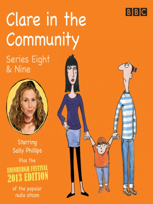 Clare In the Community Series 8&9 Cover