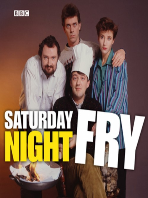 Saturday Night Fry, Series 1 Cover
