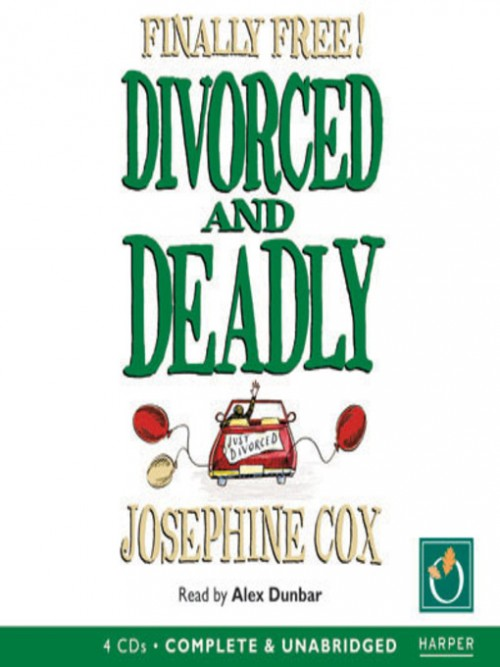 Divorced and Deadly Cover