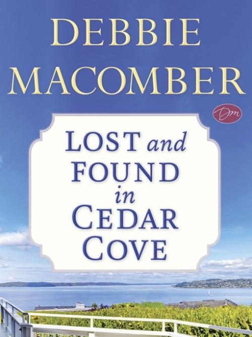Lost and Found In Cedar Cove Cover