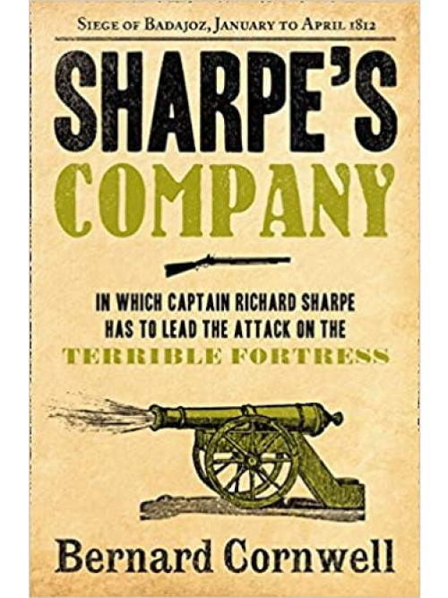 Sharpe's Company Cover
