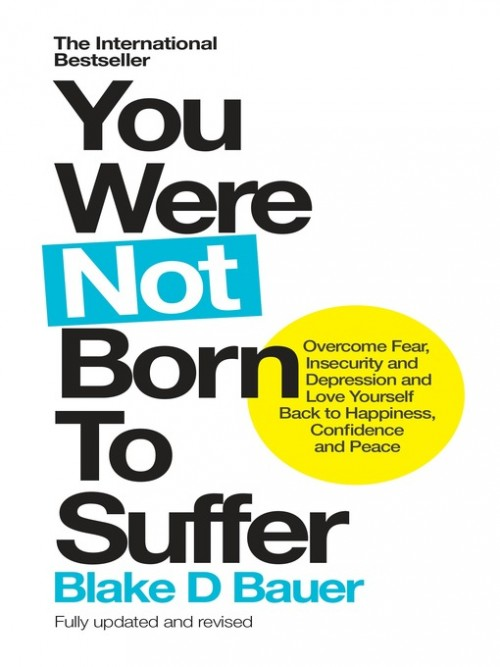 You Were Not Born To Suffer Cover