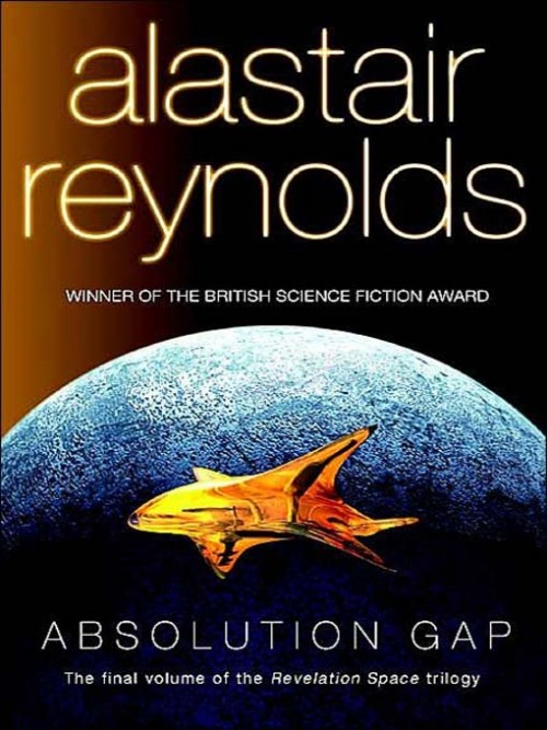 Revelation Space Series Book 3: Absolution Gap Cover