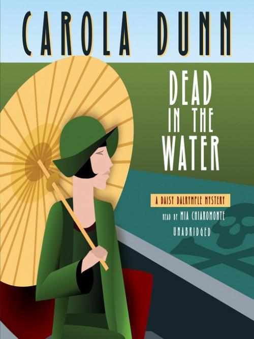 Daisy Dalrymple Book 6: Dead In the Water Cover
