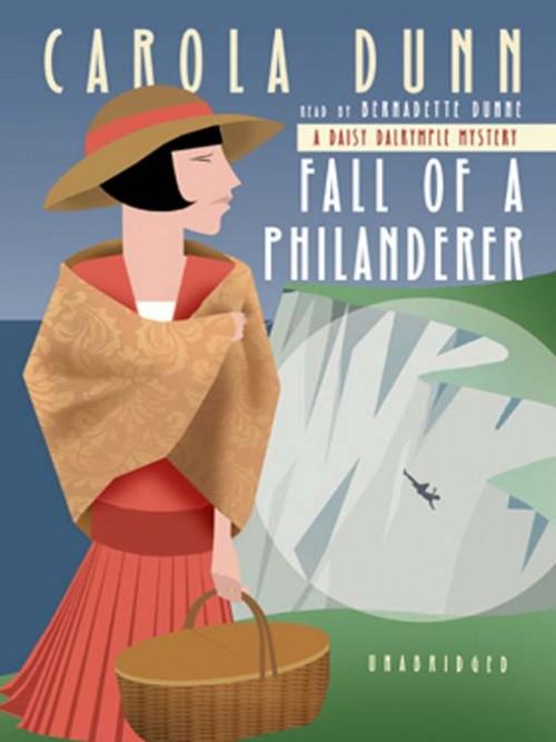 Daisy Dalrymple Book 14: Fall of A Philanderer Cover