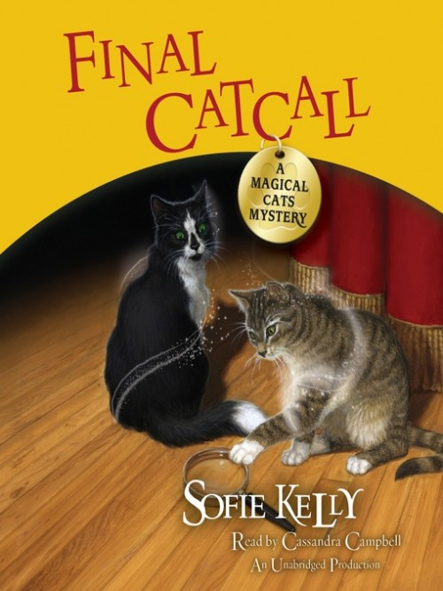 Magical Cats Mystery 5: Final Catcall Cover