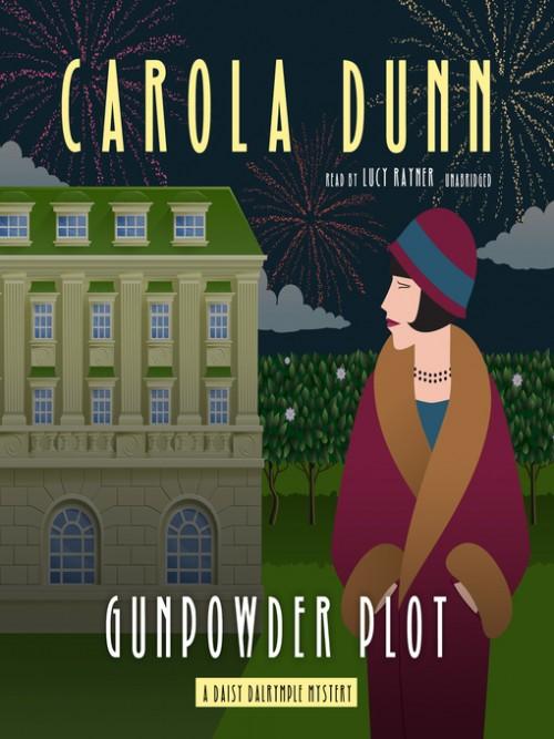 Daisy Dalrymple Book 15: Gunpowder Plot Cover