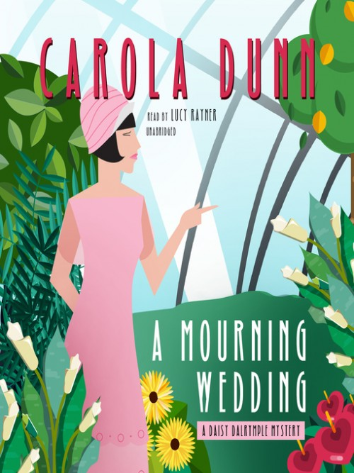 Daisy Dalrymple Book 13: A Mourning Wedding Cover
