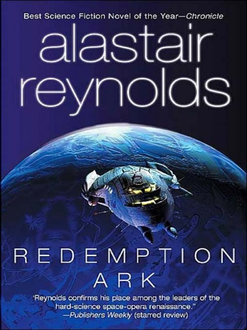 Revelation Space Book 2: Redemption Ark Cover