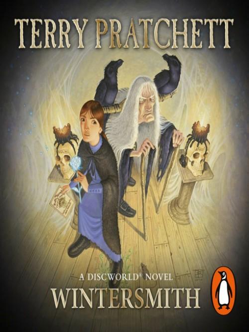 Discworld Series Book 35: Wintersmith Cover