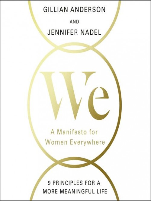We: A Manifesto For Women Everywhere Cover