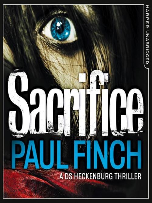 Detective Mark Heckenburg Series Book 2: Sacrifice Cover