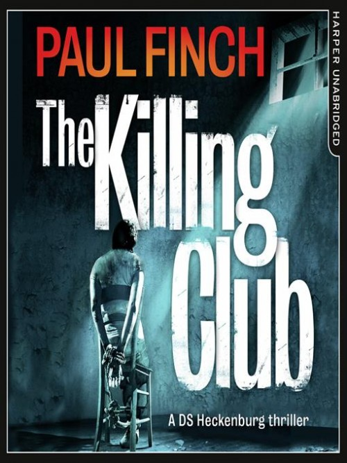 Detective Mark Heckenburg Series Book 3: The Killing Club Cover