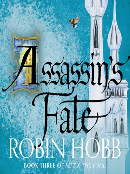 Fitz & the Fool Book 3: Assassin's Fate Cover