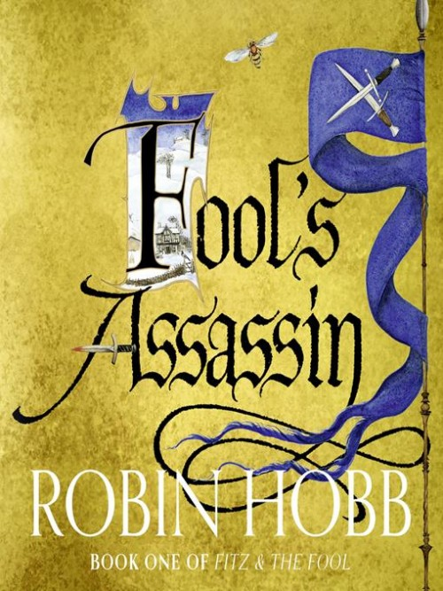 Fitz & the Fool Book 1: Fool's Assassin Cover