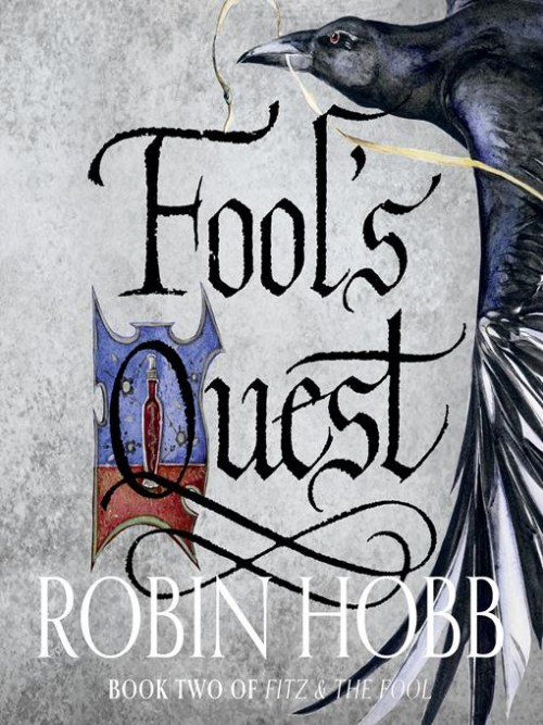 Fitz & the Fool Book 2: Fool's Quest Cover