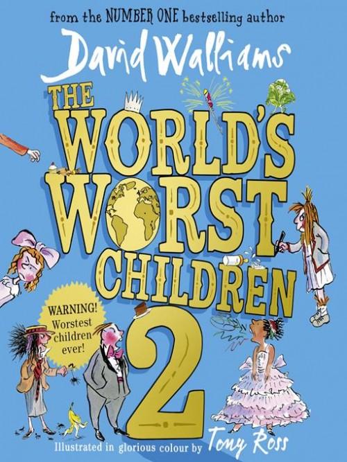 The World's Worst Children 2 Cover