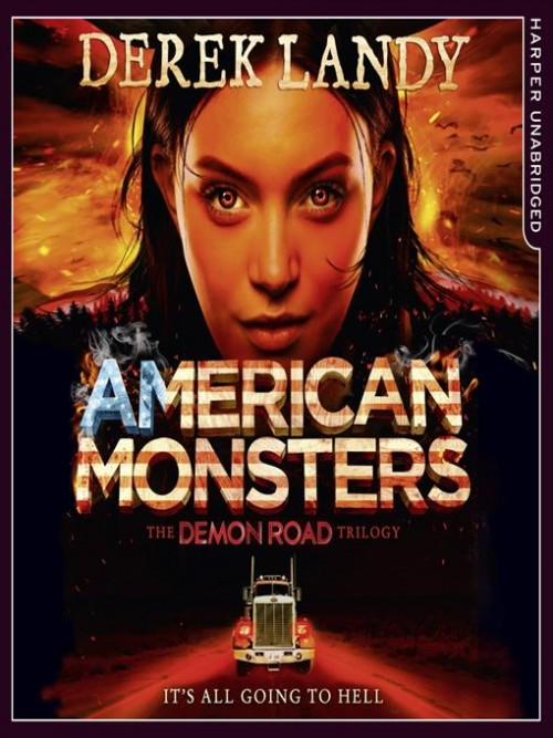 American Monsters Cover
