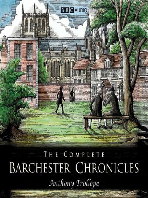 The Complete Barchester Chronicles Cover