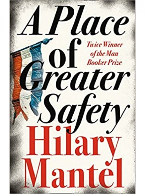 A Place of Greater Safety Vol. 1 Cover
