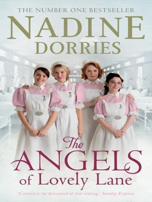 Lovely Lane Book 1: The Angels of Lovely Lane Cover