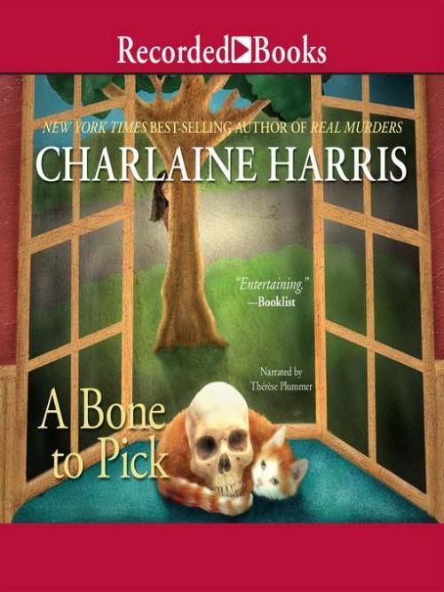 Aurora Teagarden Mysteries Book 2: A Bone To Pick Cover