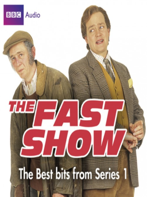 The Fast Show 1 Cover