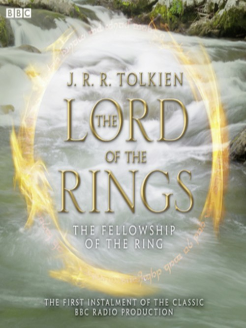 The Lord of the Rings: The Fellowship of the Ring Cover