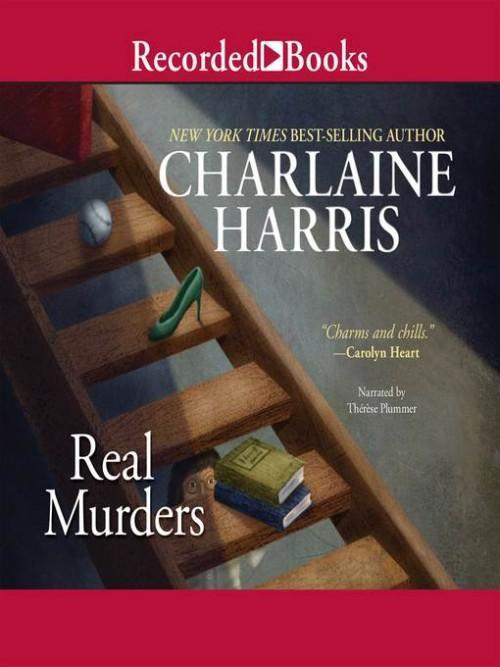 Aurora Teagarden Mysteries Book 1: Real Murders Cover