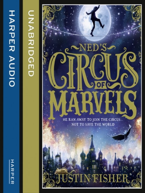 Circus of Marvels Cover