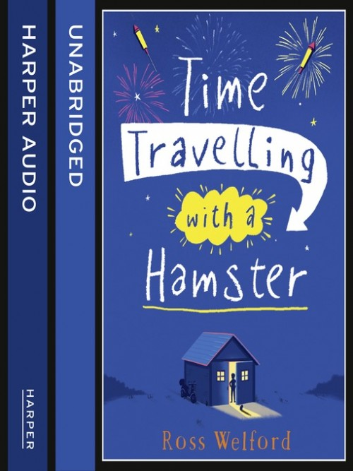 Time Travelling With A Hamster Cover