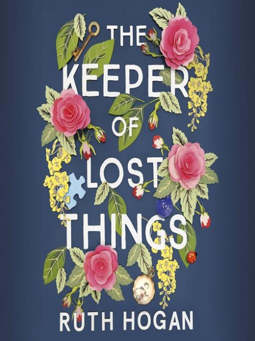 The Keeper of Lost Things Cover