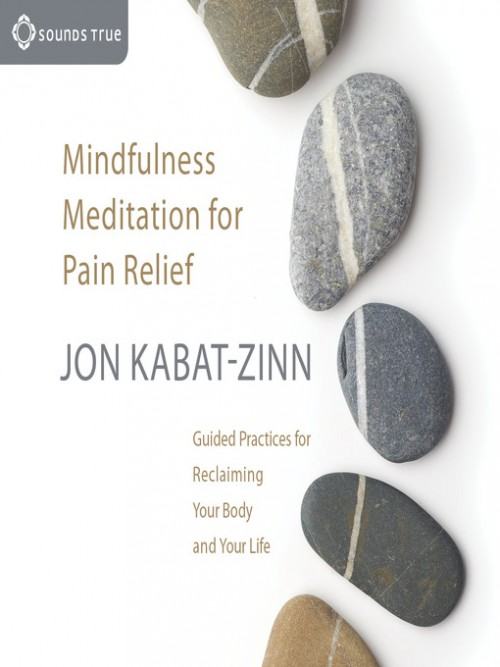 Mindfulness Meditation For Pain Relief Cover