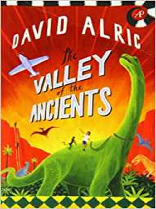 The Valley of the Ancients Cover
