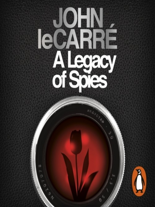 A Legacy of Spies Cover