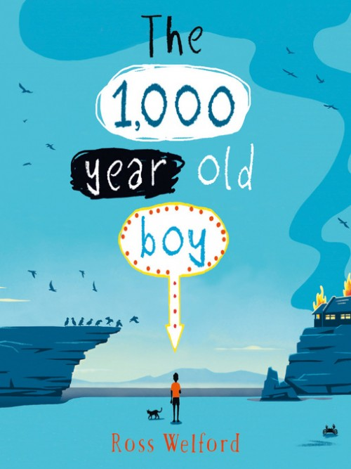 The 1000 Year Old Boy Cover