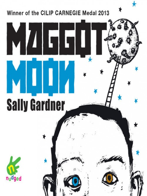 Maggot Moon Cover