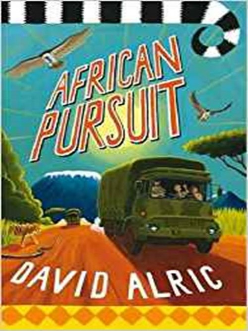 African Pursuit Cover