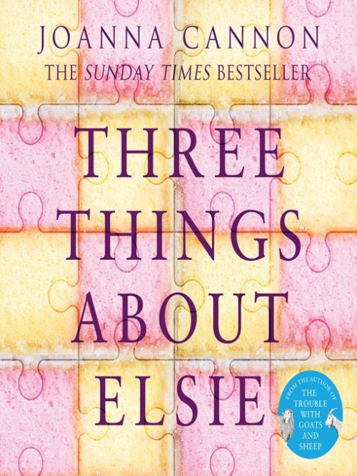 Three Things About Elsie Cover