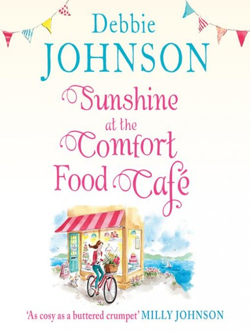 Sunshine At the Comfort Food Cafe Cover