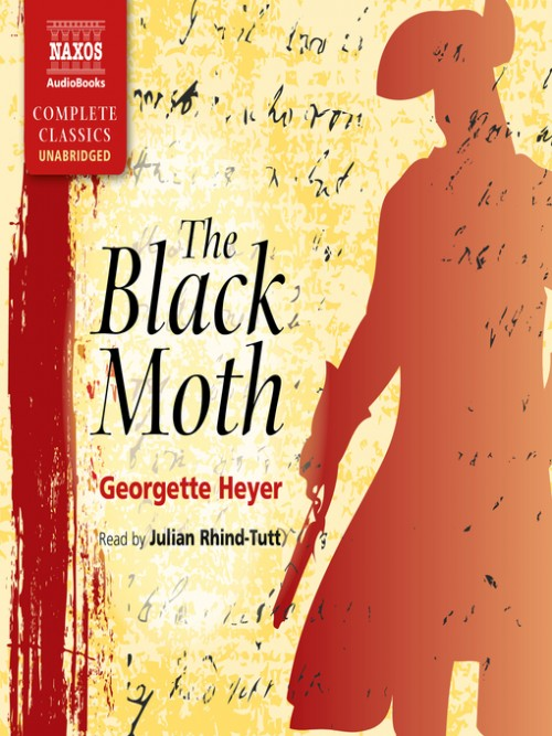 The Black Moth Cover