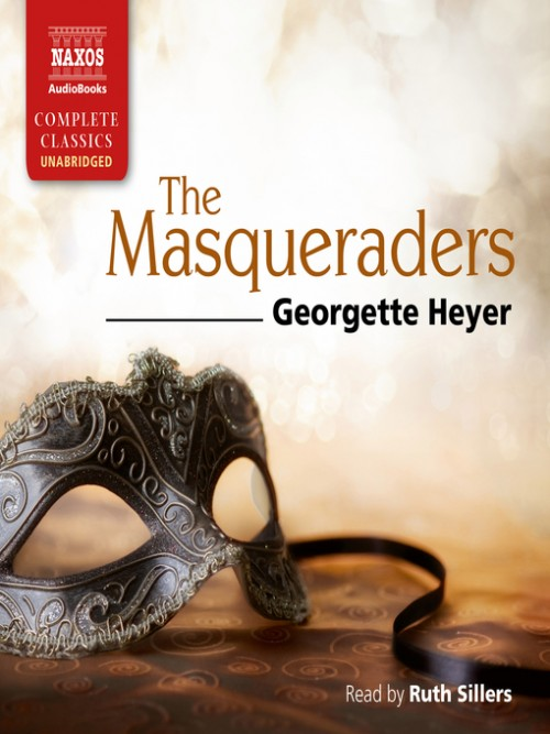 The Masqueraders Cover