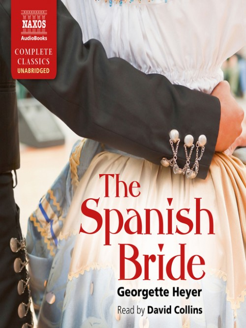 The Spanish Bride Cover
