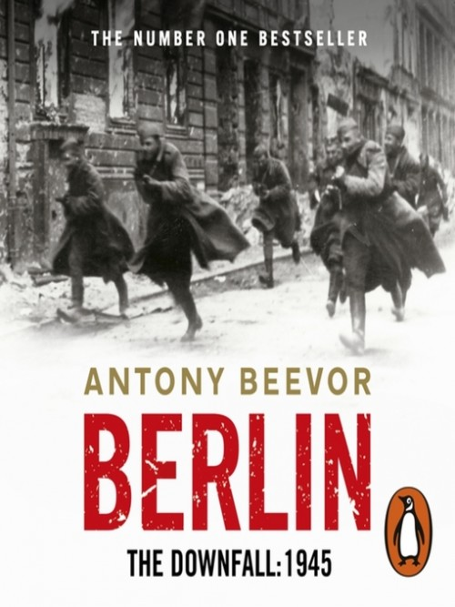 Berlin: The Downfall: 1945 Cover